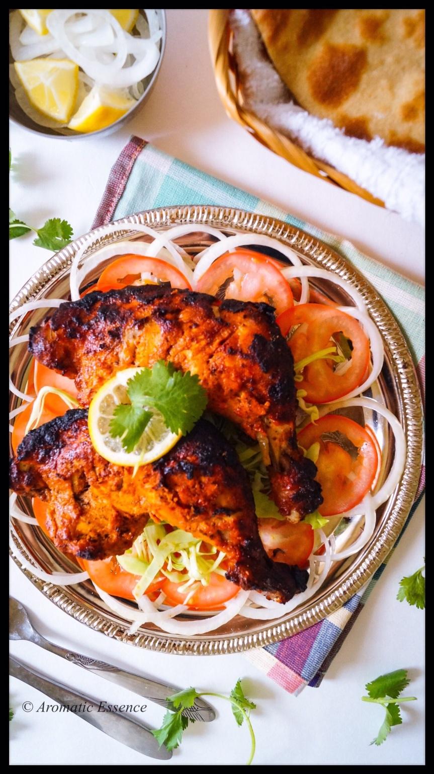 Chicken Tandoori/Shared fromWordPress