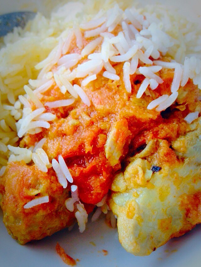 Karhai Chicken (Pakistani-style)