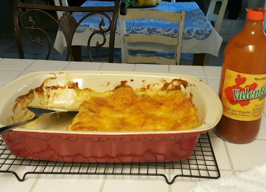 Family's Gringo Enchiladas