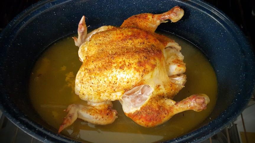 Sunday Dinner – Roast ChickenDinner