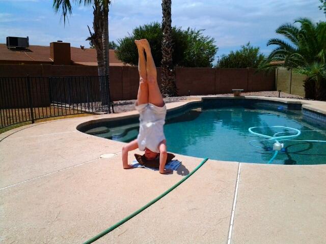 Yoga…NAMASTE