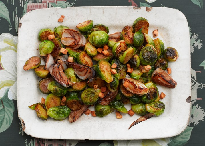 brussels-sprouts-with-shallots-and-salt-pork