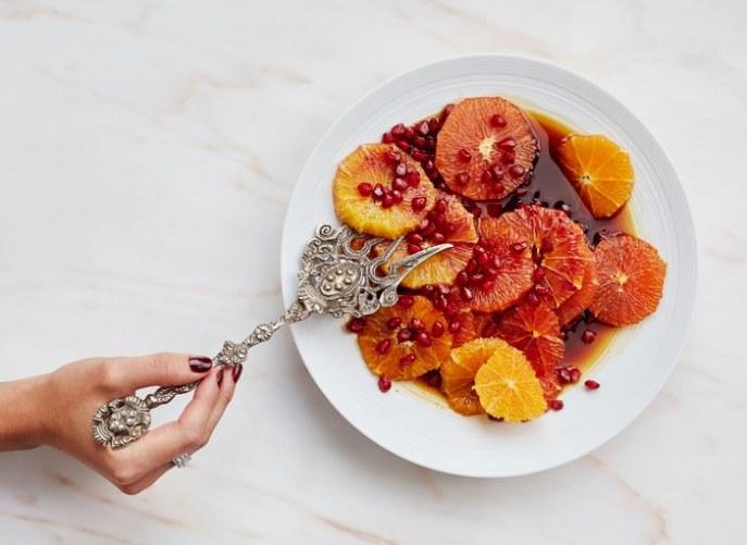 citrus-pomegranate-relish