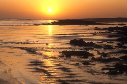sunset-playa-encanto-beach-rocky-point