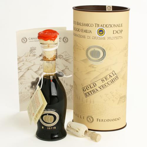 Aceto Balsamico Tradizionale di Reggio Emilia 25 Years byCavalli