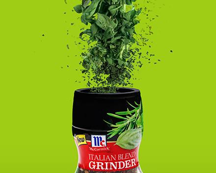 McCormick Herb Grinders
