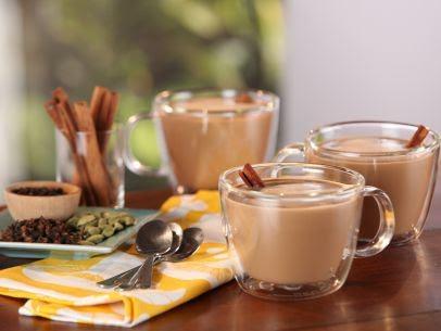 Homemade Coconut Chai TeaLatte
