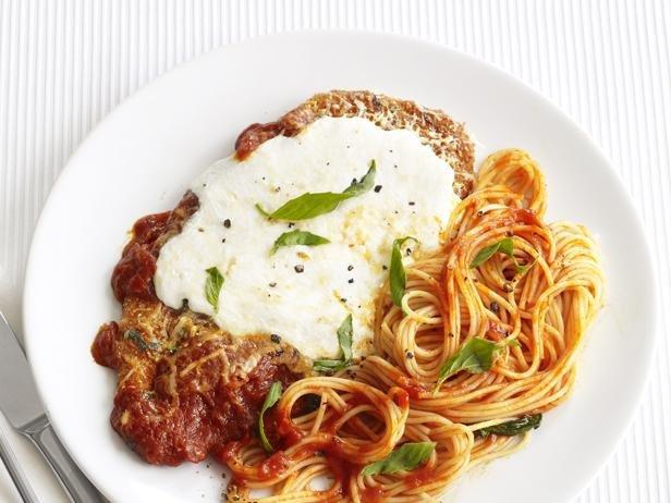 Chicken Parmesan Recipe Food Network Kitchen Food Network